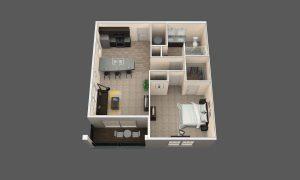 Juniper is a 1 bedroom apartment in Westerville Ohio